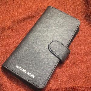 Michael Kors Samsung Galaxy S8 wallet case